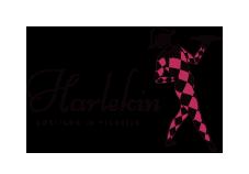 Logotip Gostilne in picerije HARLEKIN