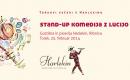 Stand-up komedija z Lucijo Ćirović